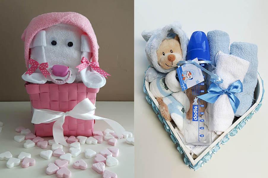 Geboortegeschenken
