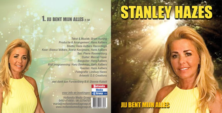 Stanley Hazes – Jij bent mijn alles