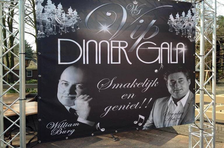 Dinner Gala Spandoek