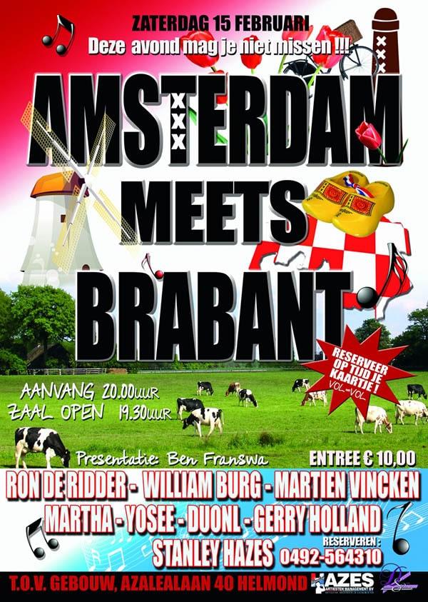 Amsterdam meets Brabant